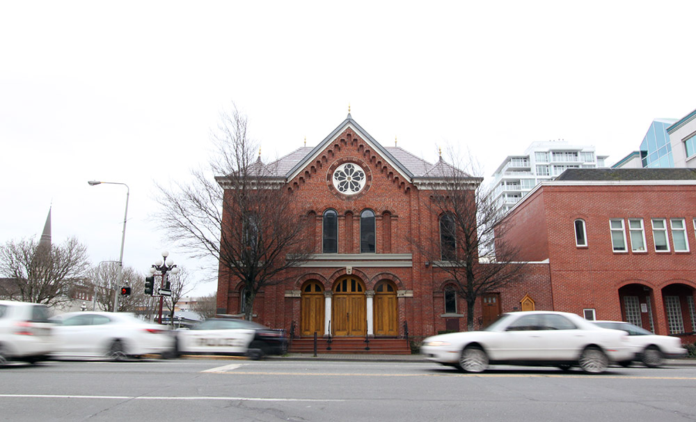 Restoration work on Canada's oldest surviving synagogue wins firm architectural award