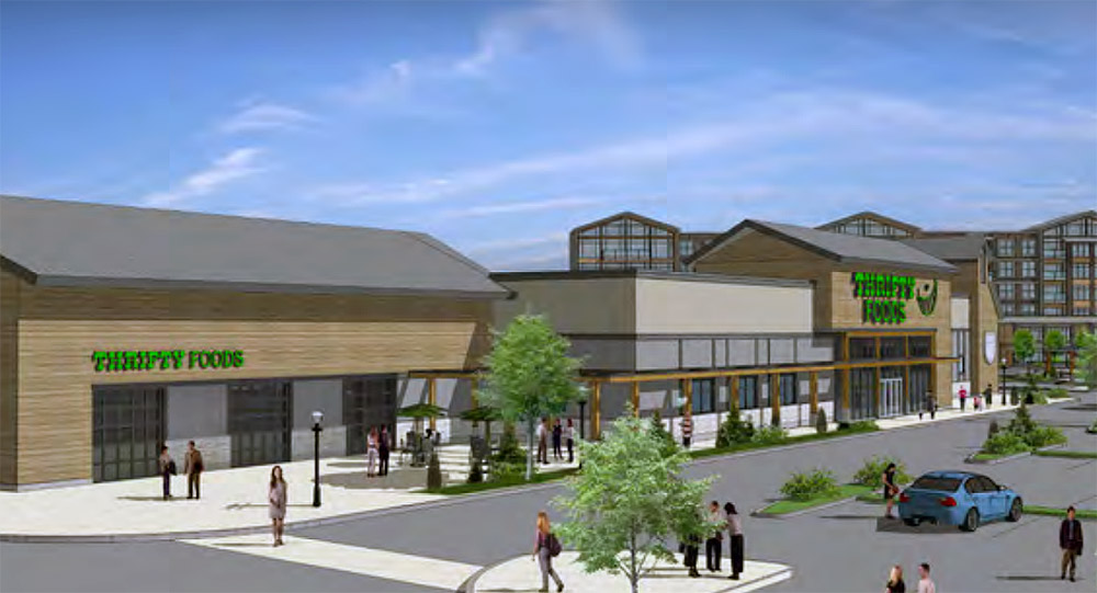 200,000 sq. ft. of retail space, over 330 residences planned for former Belmont Secondary site