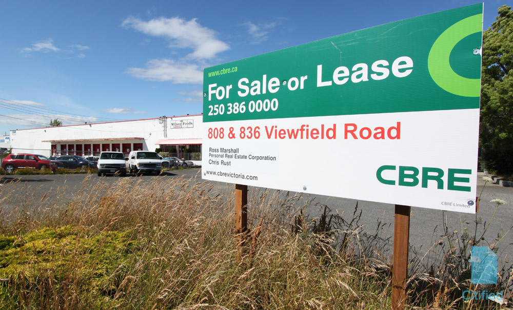 CRD ready to sell Viewfield Road property once eyed for sewage treatment