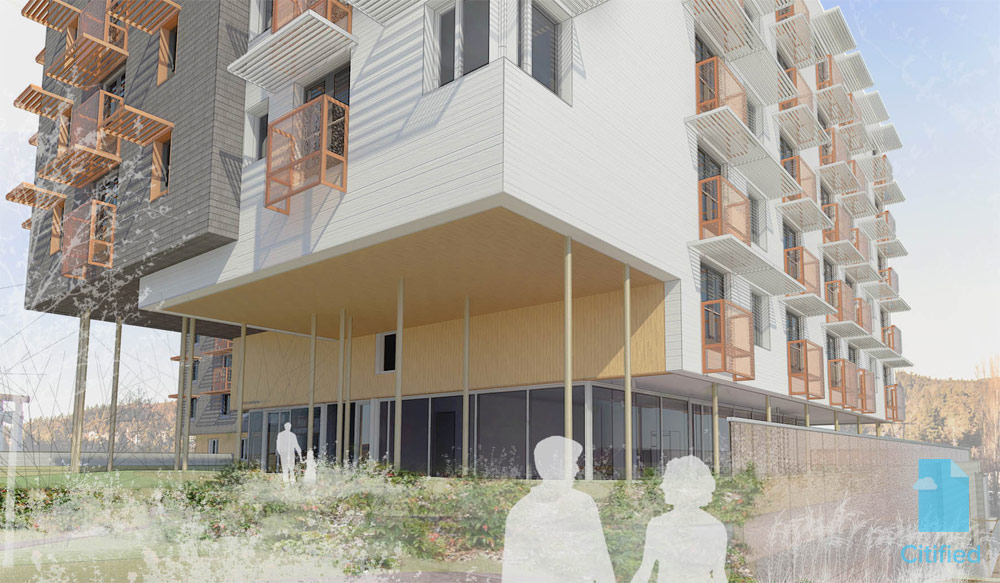Over 250-units of affordable housing slated for Victoria's Westshore by 2019