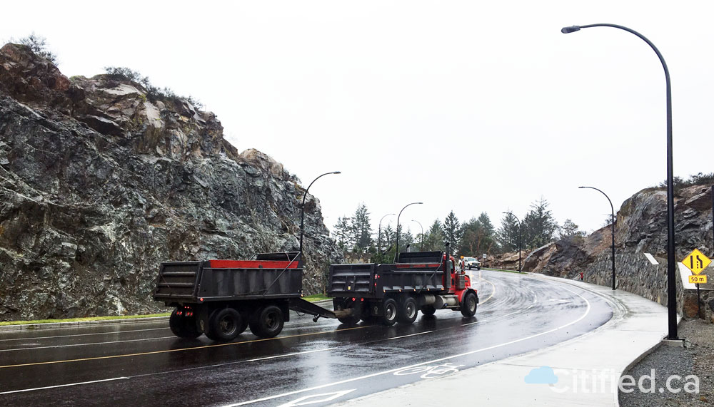 $10.5 million Bear Mountain Parkway extension slated to open Tuesday at 7PM