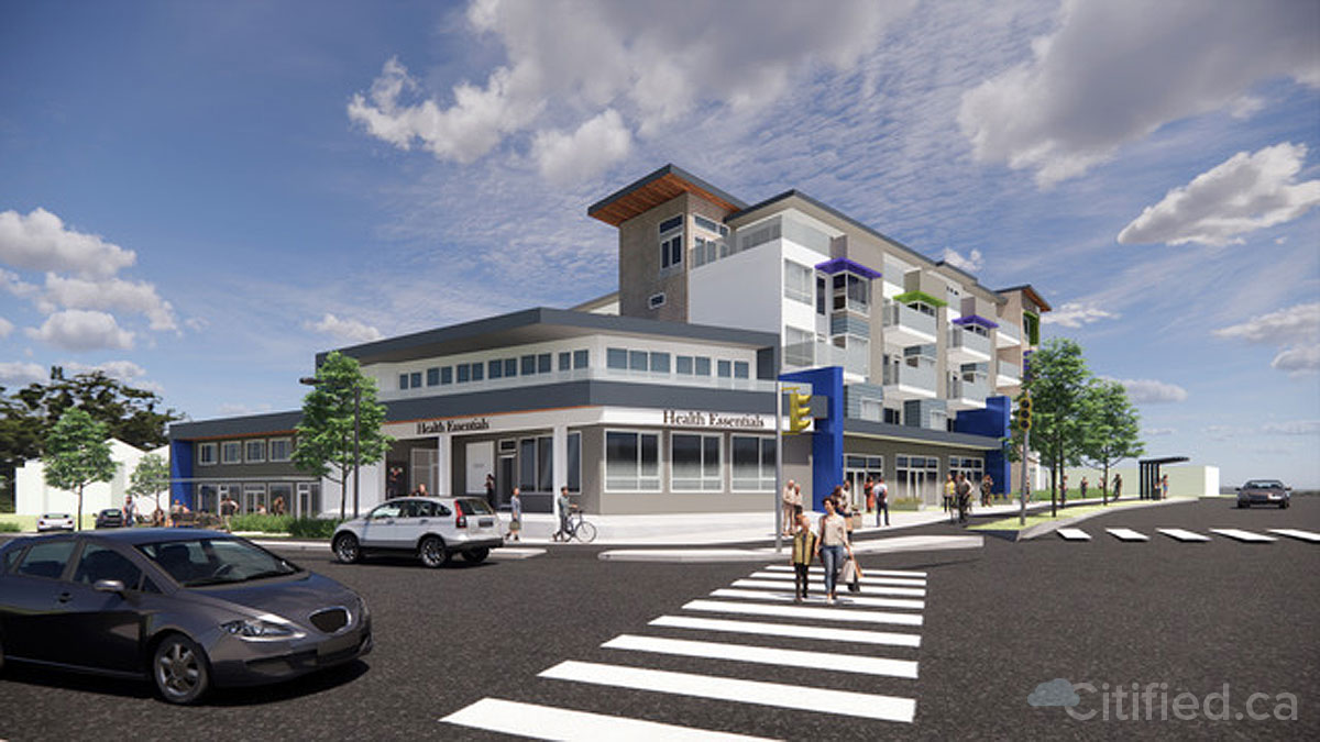 Saanich approves redevelopment of Tillicum Road's Il Greco strip mall into condos, retail spaces