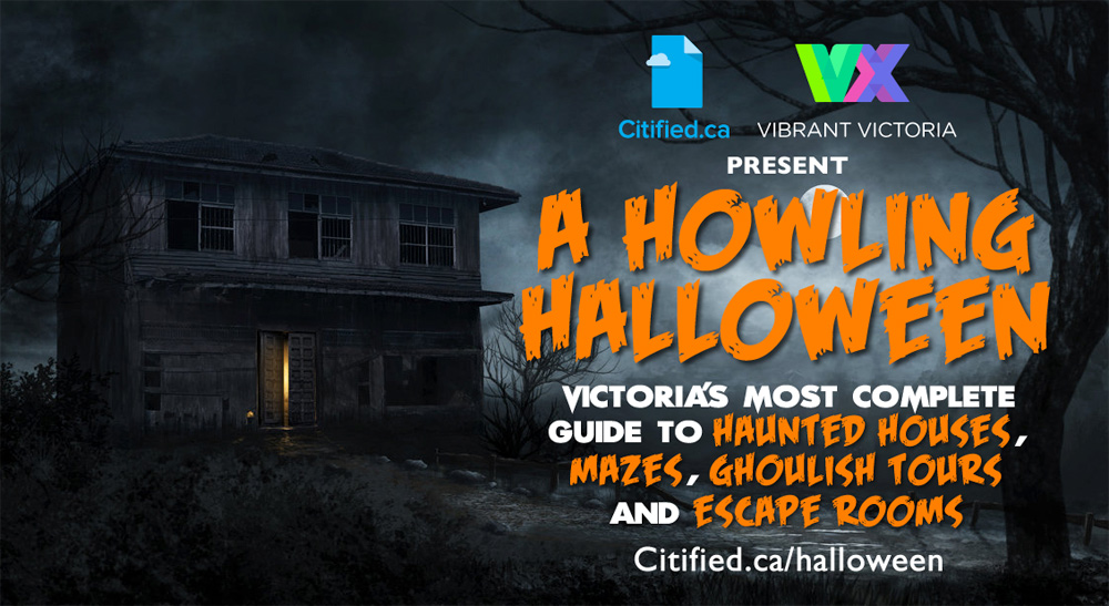 A Howling Halloween: Victoria's complete guide to haunted houses, corn mazes and more!