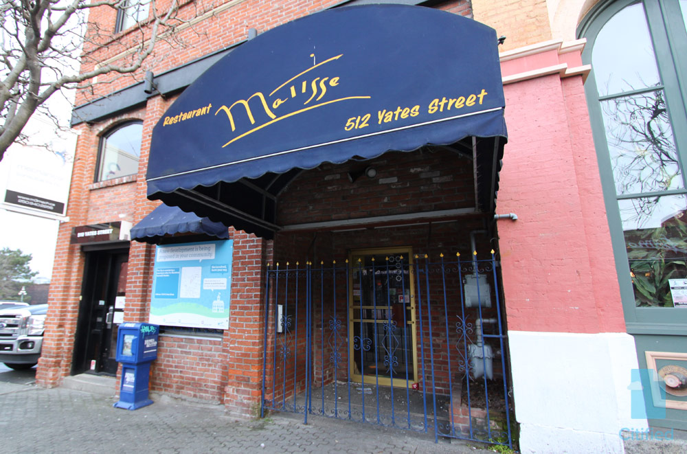 Zagat-rated Restaurant Matisse shuttered as pot-shop operator seeks to open licensed dispensary