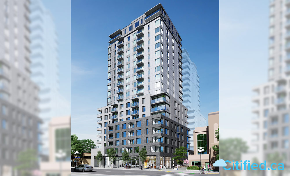 BC Housing helps developer offer 8% below-market condos in downtown Victoria