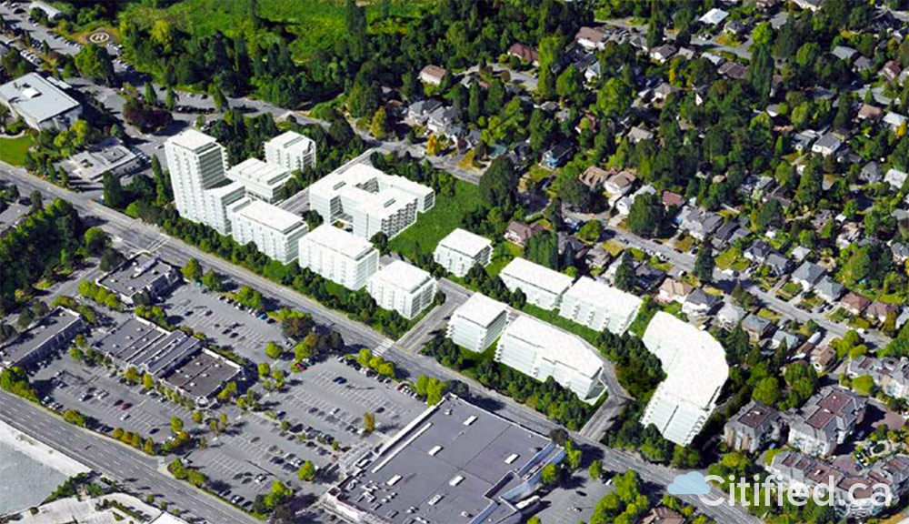 BC Housing's 800-unit Nigel Valley development gets green light from Saanich