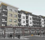 12.5-acre Colwood Corners project's first phase to yield 276 rental apartments