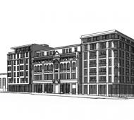 UVic graduate student housing, condos and retail space envisioned for 1300-block of Broad