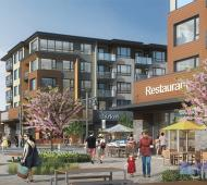 Over 150 rentals slated for Langford's Thrifty Foods-anchored Belmont Market Shopping Centre