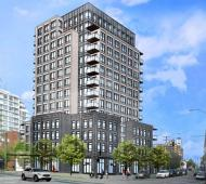 113 rental apartments pitched for Johnson Street at Quadra Street