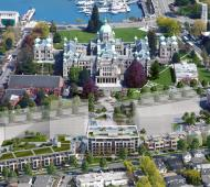 First-in-BC technology delivers new experience for homebuyers at James Bay's Capital Park Residences