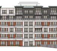 6-storey condo planned for Johnson at Chambers streets in Fernwood