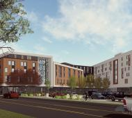 Affordable rentals and an office complex envisioned for Tally-Ho Hotel site