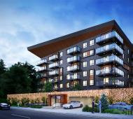50-unit rental complex with unique light display pitched for Admirals Road near CFB Esquimalt