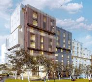 Province gives go-ahead for 12-storey mass timber-designed highrises