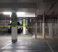 Support pillars at Uptown Shopping Centre's parkade draw attention - here's what's happening