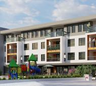 36-child daycare and 81-units of affordable rentals get underway on Goldstream Avenue