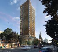 20-storey Montrose Wintergarden Hotel proposal unveiled for Blanshard at Fort