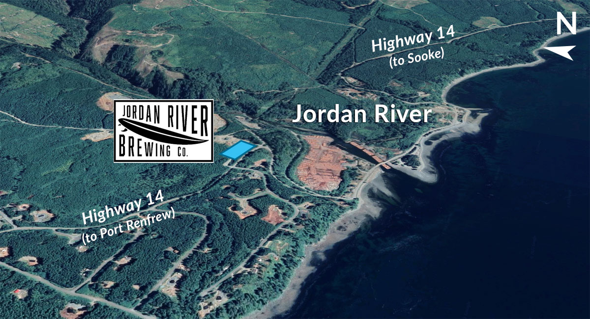 Jordan River Brewing Co. micro-brewery planned for surfing hot-spot west of Sooke