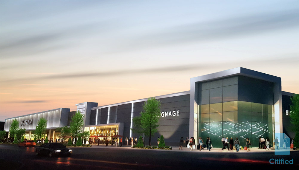 Mayfair Shopping Centre expansion plans revealed