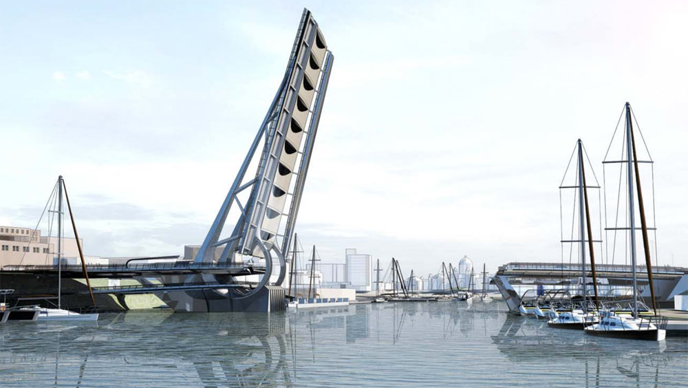 Chinese bridge builder responsible for new Johnson Street Bridge sees earnings drop, stock slide