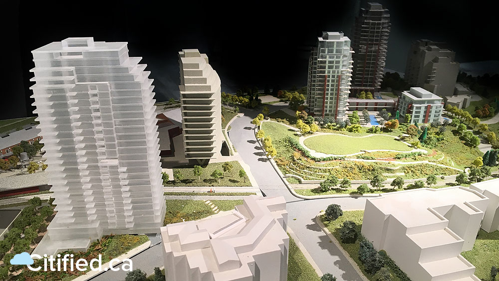 First phase of Vic West's Roundhouse development to launch with 26-storey condo tower