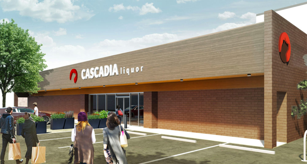 Quadra Village's Cascadia liquor store sets eyes on larger digs