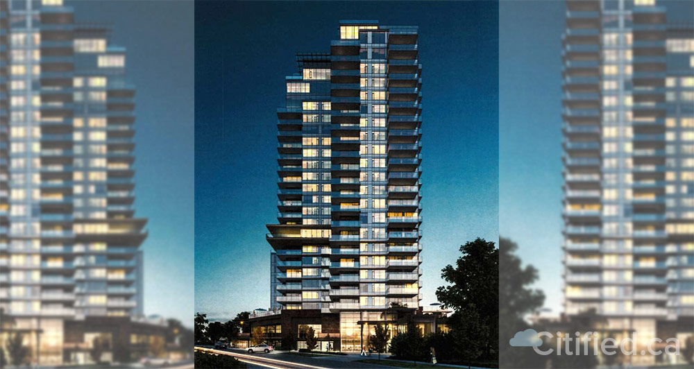 25-storey Bayview Place tower to go before council, will rise as Island's second tallest building