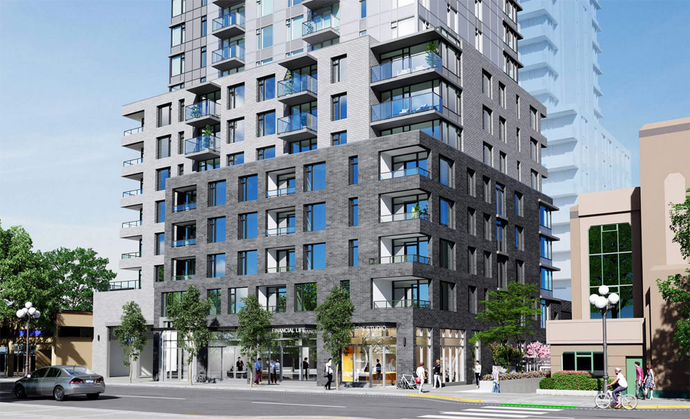 BC Housing-backed Vivid at the Yates condominium in downtown Victoria reaches sold-out status