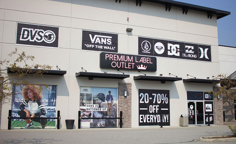 Discount apparel retailer Premium Label Outlet coming soon to Uptown Shopping Centre