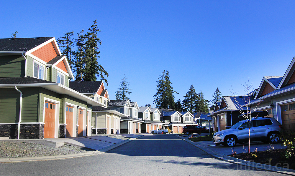 Affordable oceanfront: Phase 7 of Sooke's Heron View townhome community now selling