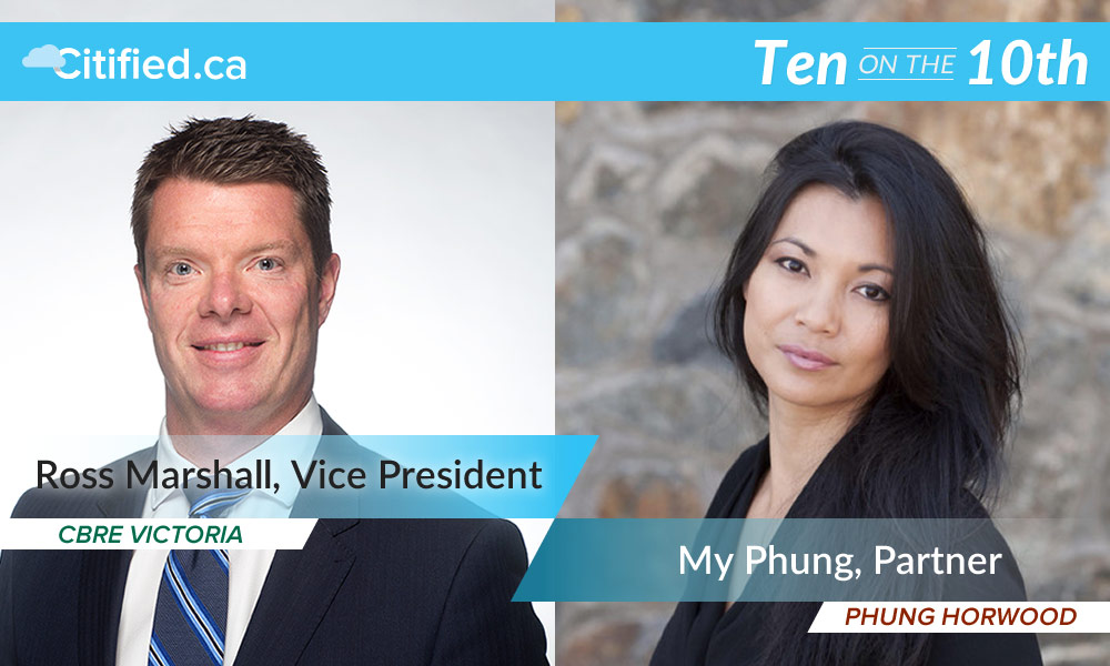 Ten on the 10th: real-estate appraisal Q&A with My Phung of Phung Horwood