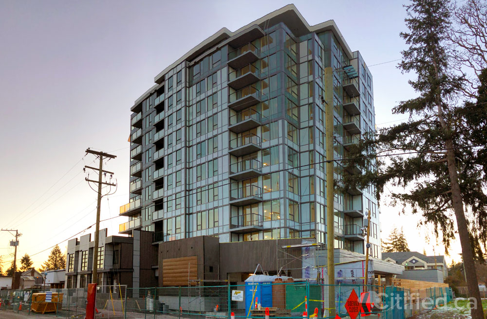 Langford's pet-friendly Danbrook One rental tower brings highrise living to the Westshore