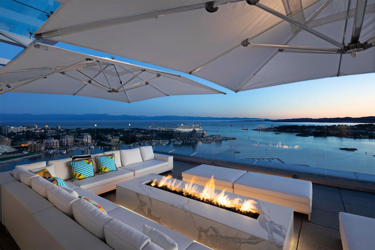 21st floor Vic West penthouse listed for $10.9M could set condo price record
