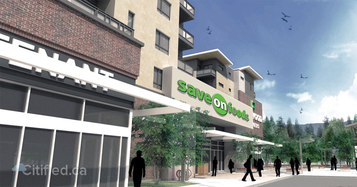 Save-On-Foods coming to Colwood as part of mixed-use mega-project at Colwood Corners