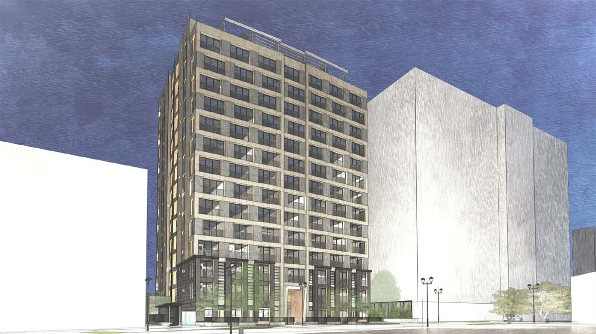 Downtown Residents Association opposed to 253-unit View Street rental complex