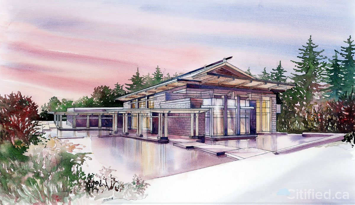 Japanese-styled community building coming to Esquimalt Gorge Park