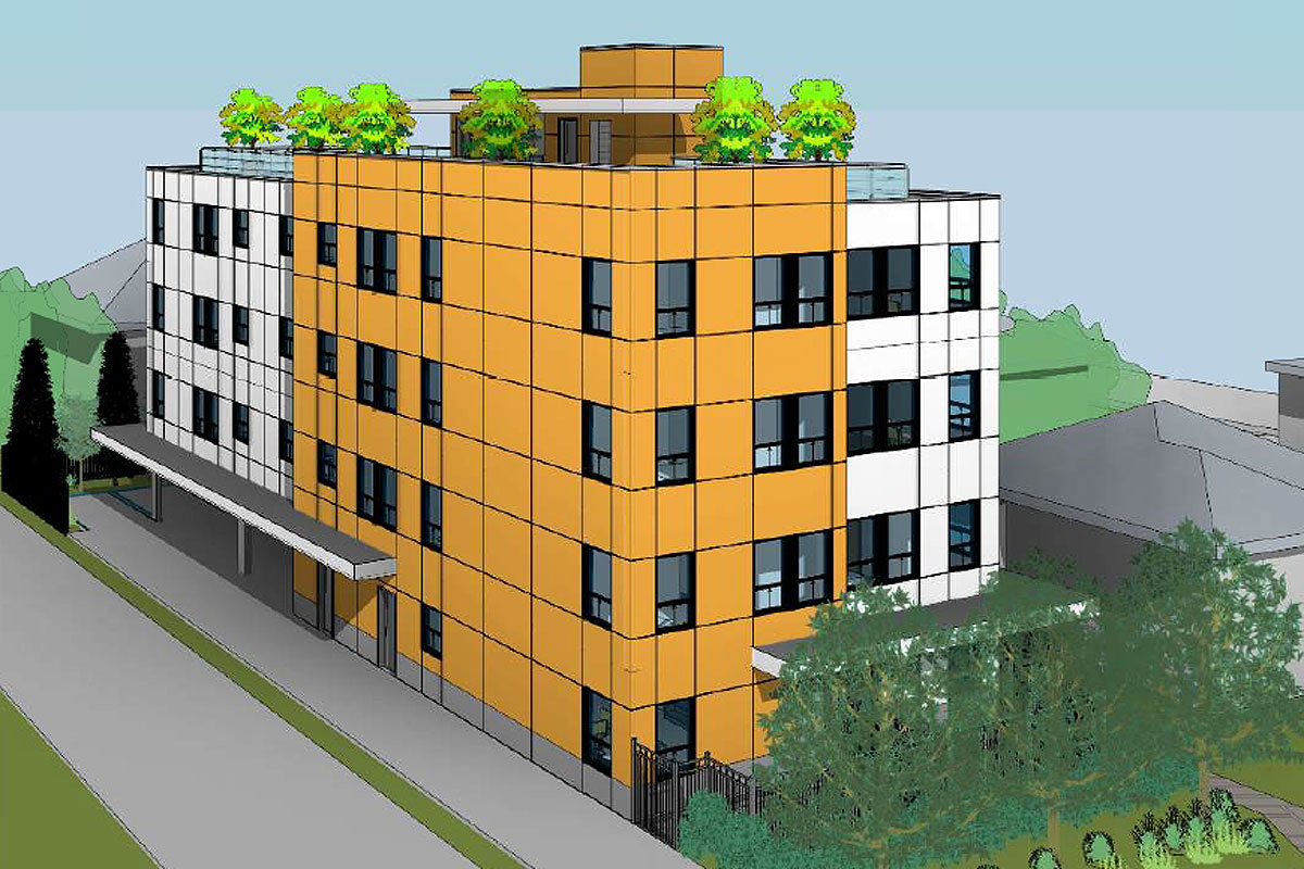 12-unit residential complex on Esquimalt/Victoria border proposed for high density Esquimalt node