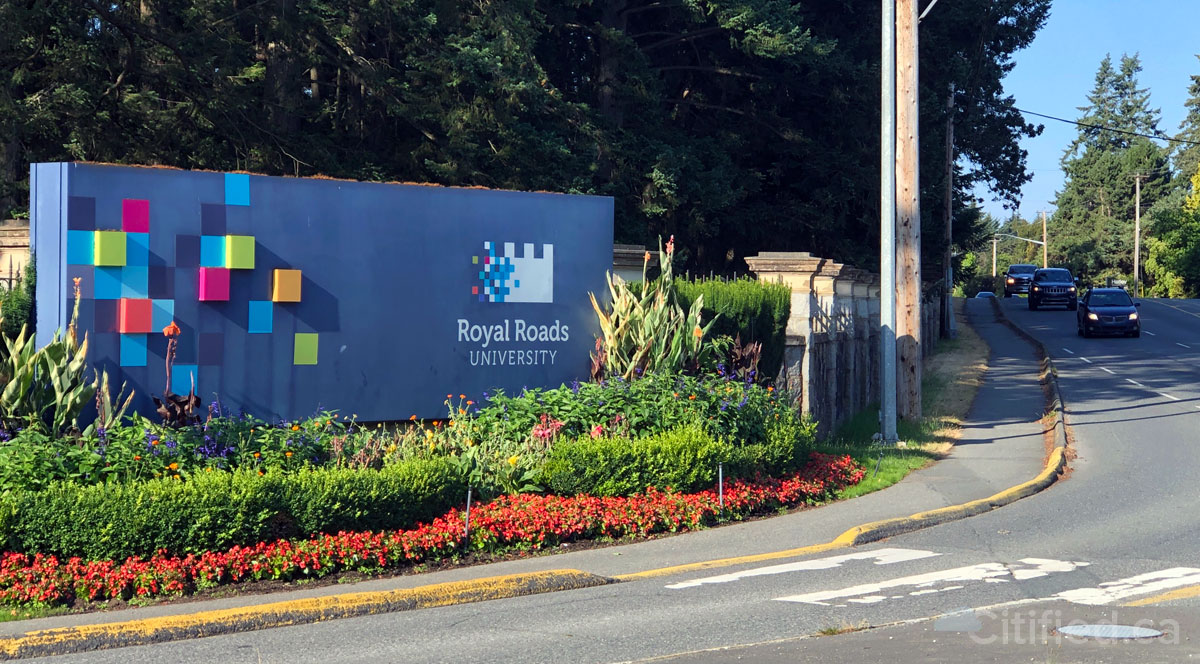 Royal Roads mulls new office complex for 150 university workers