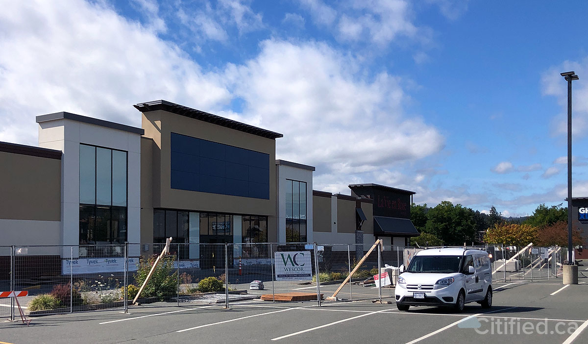 Marshalls department store to open at Langford's Millstream Village shopping centre