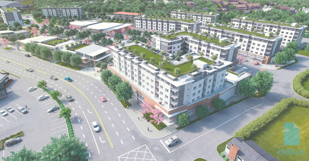 Colwood Corners rental housing mega-project a go: construction to start this month