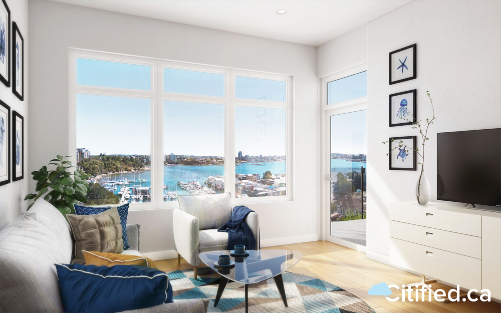 "Sales launch date unveiled for harbourfront ""collector real-estate"" at Westbay Quay"