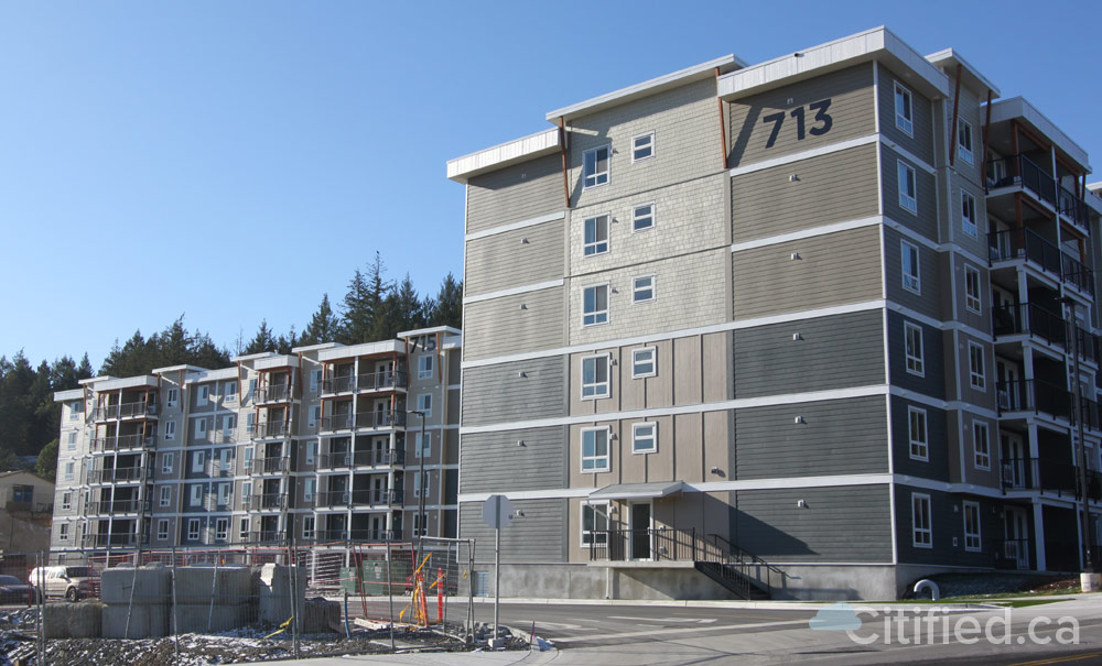 More affordable rentals on the Westshore: BC Housing acquires two newly built Langford apartment complexes