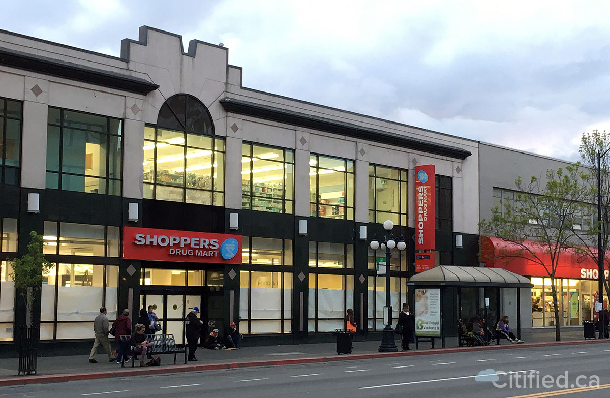 Shoppers Drug Mart's opening in former Chapters space scheduled for early May