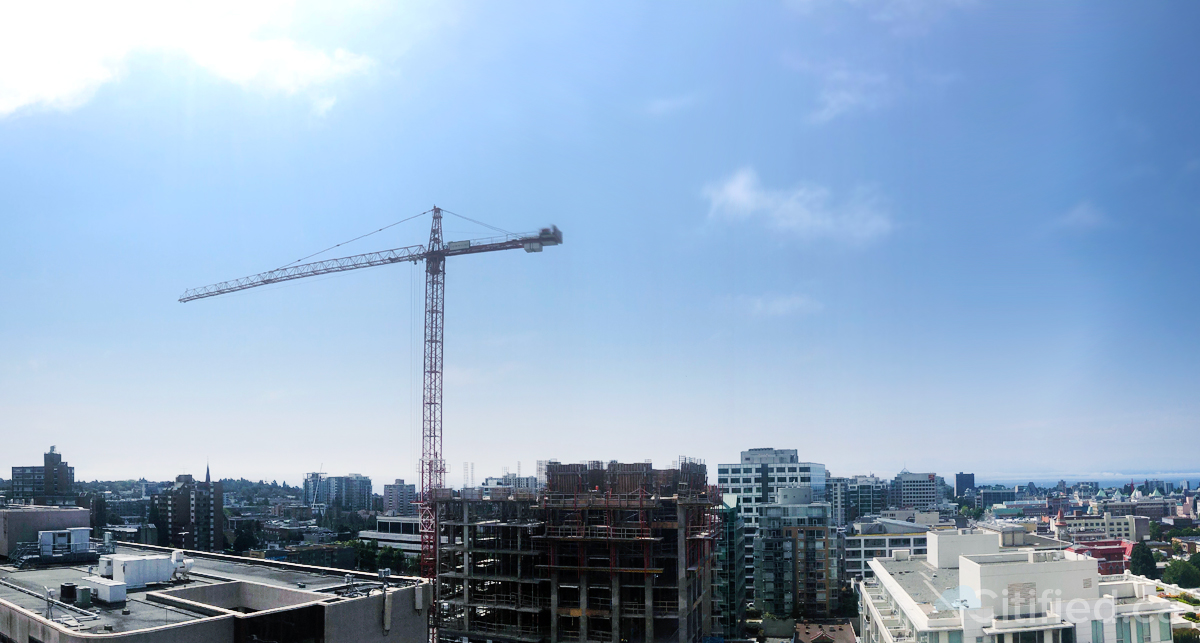 Evening of celebration will mark historic rise of Vancouver Island's tallest building