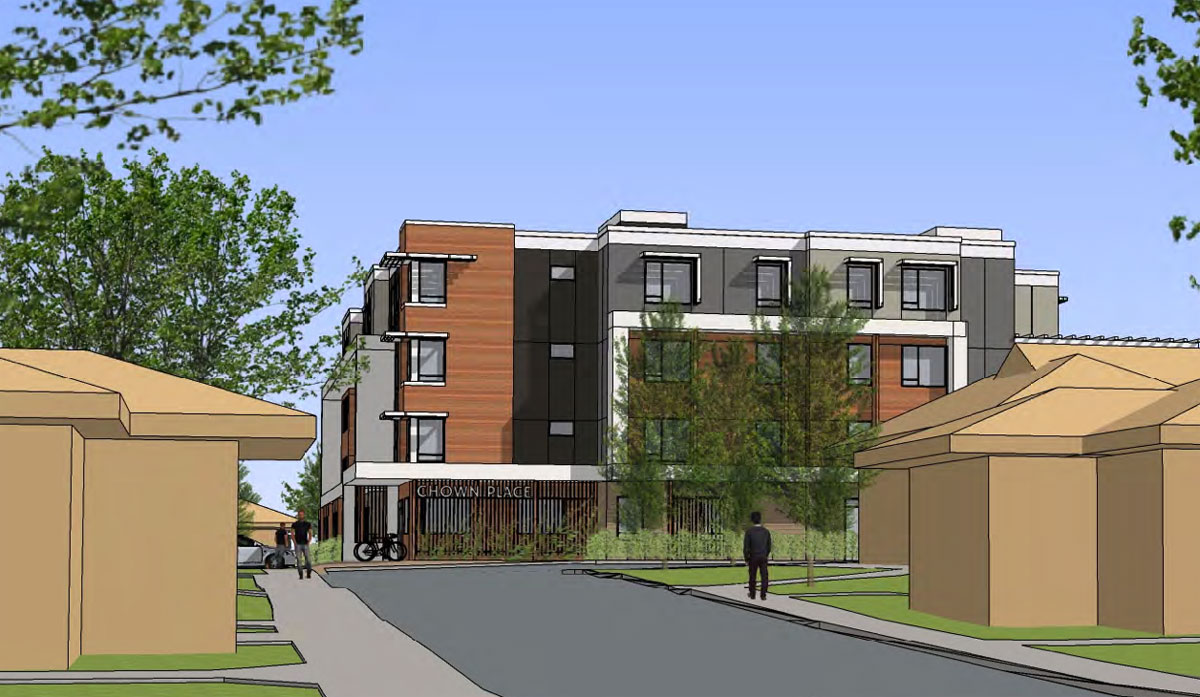 58-suite affordable seniors and family-oriented rental project eyed for Harriet Road corridor