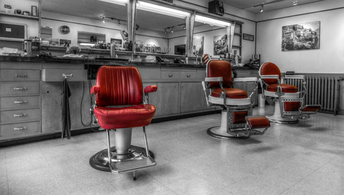 Rolf's Cook Street Barbershop is on the move as Wellburn's redevelopment nears