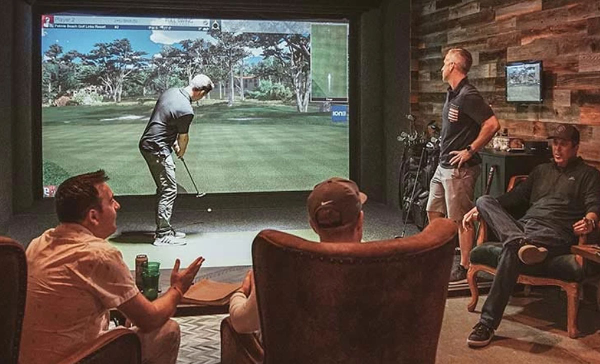 Competition-style golf simulators coming to Saanich's Uptown neighbourhood