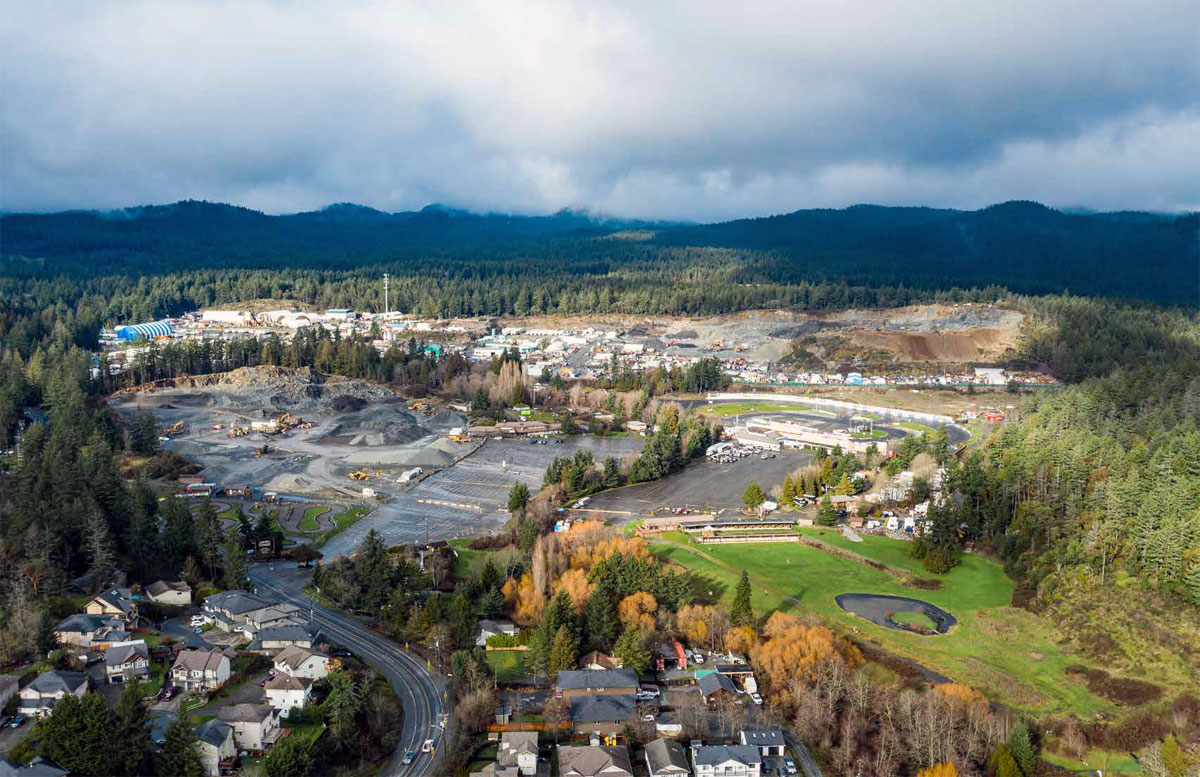 Western Speedway sale hooks accepted offer as Langford's Luxton lands acquired by Burnaby-based developer