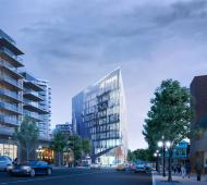 Plans for downtown Victoria's $100 million Telus Ocean tower tweaked as approvals process continues